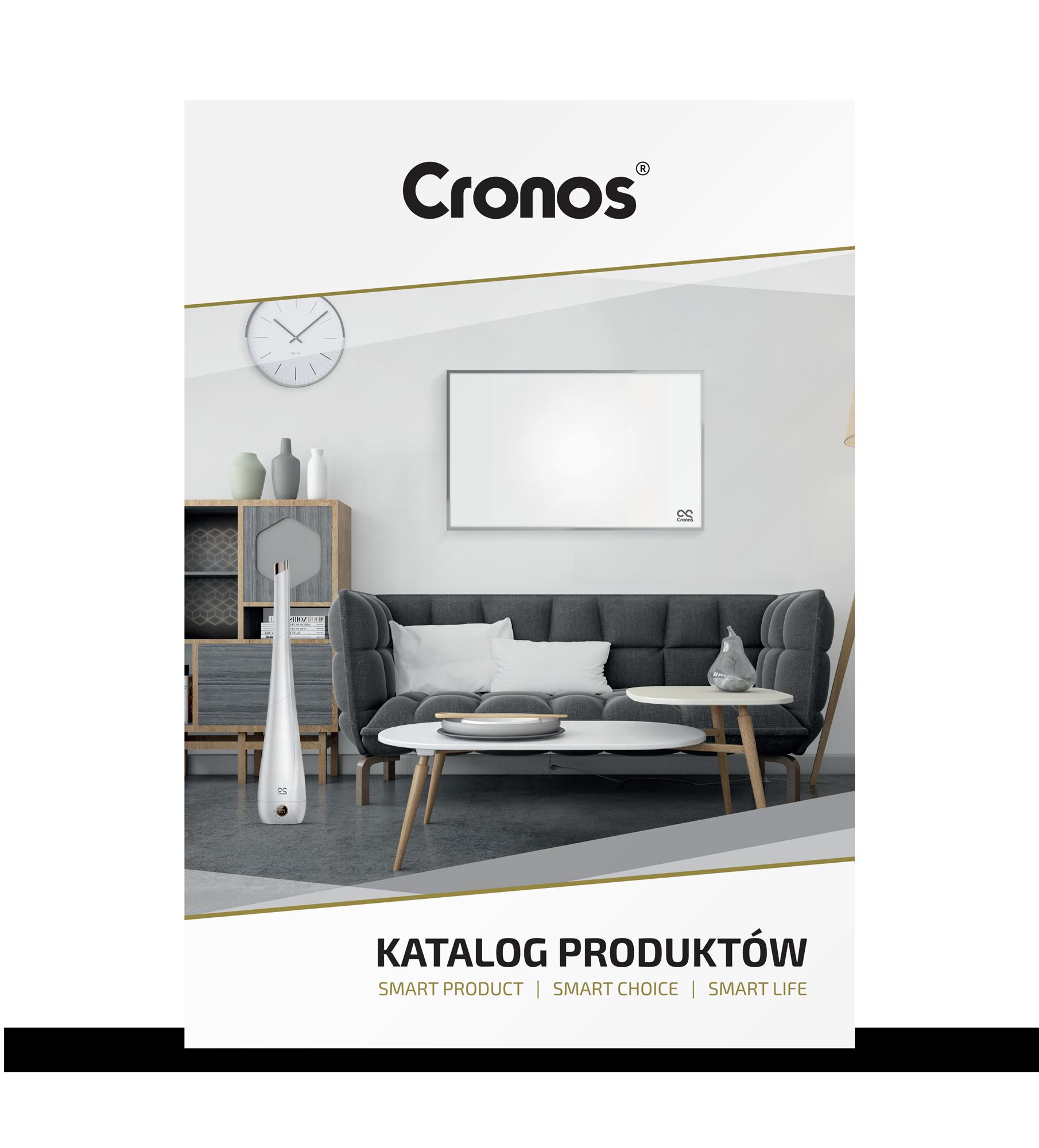 Okładka katalogu Cronos